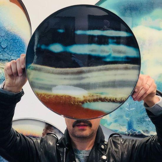 I Tondi , del Digital Artist Mauro Moriconi