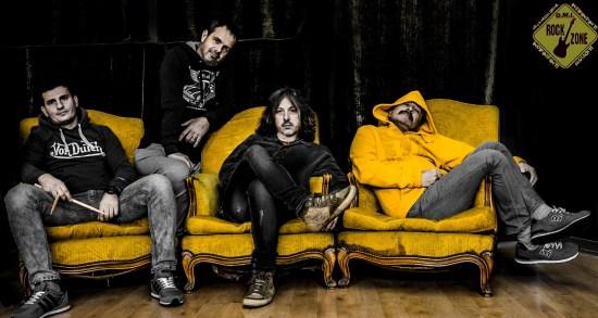 Mind Z Gap: un imprevedibile Rock Band