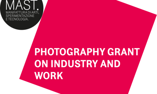 PHOTOGRAPHY GRANT ON INDUSTRY AND WORK 2020