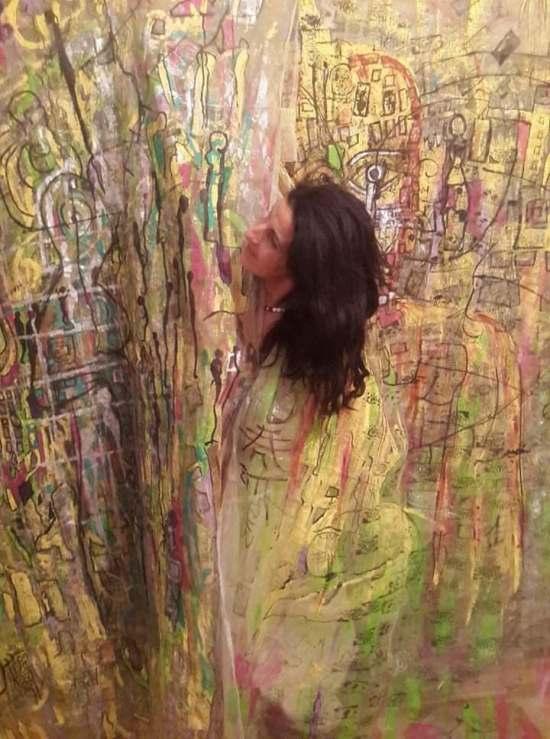 Khira Jalil, una curatrice cittadina del Mondo