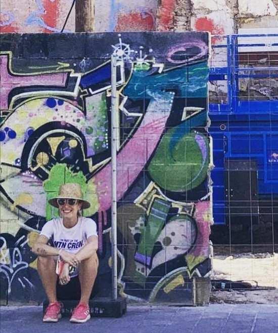 Carola Bagnato, l'Arte in Strada