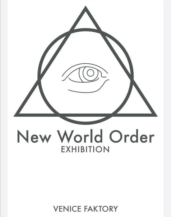 """Venezia: Venice Faktory presenta la collettiva """"New World Order Exhibition"""""""