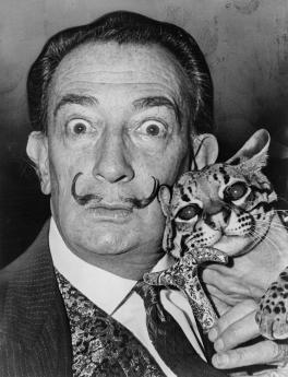 8 Bizarre Facts About Salvador Dalí | Art & Object