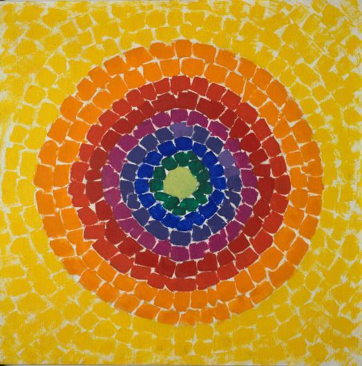 alma thomas painting