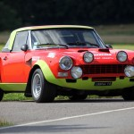 Fiat 124 Abarth Group 4 For Sale