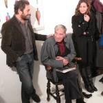 con Renato Mambor