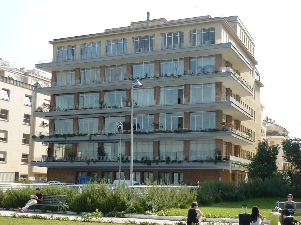 Architettura a Roma Palazzo Pitagora Storie deccellenza