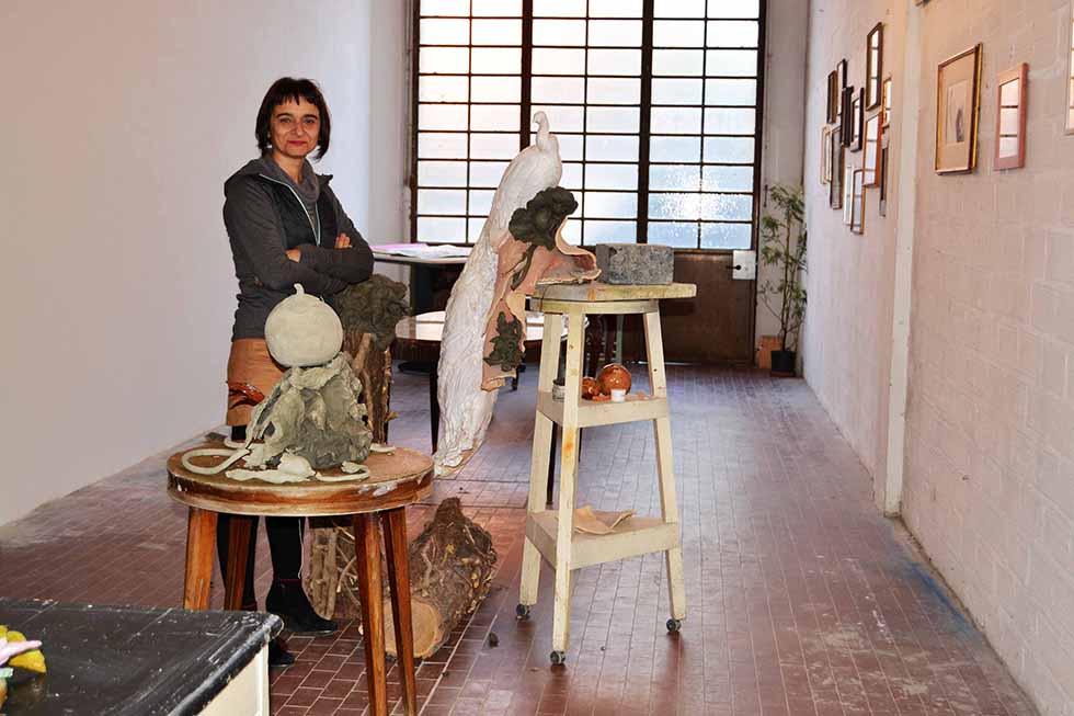 Giovanna Caimmi Artista e docente allAccademia di Belle Arti di Bologna  art a part of culture
