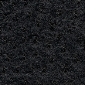 simili cuir skai aliena schwarz peau d autruche au metre