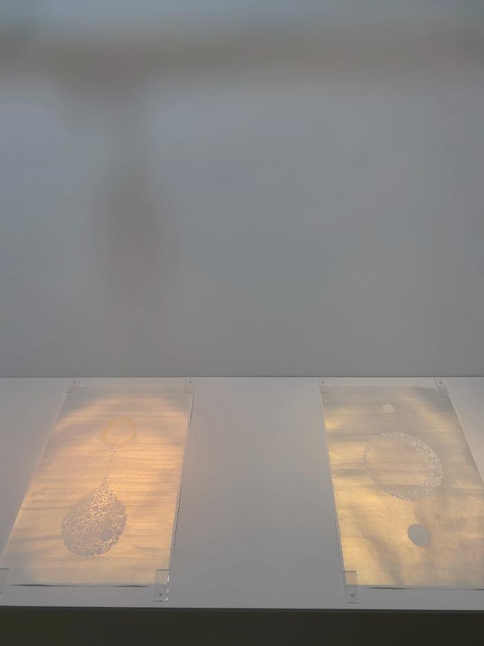 「森万里子 古事記―はじまりのとき」展 スクールデレック芸術社会学研究所