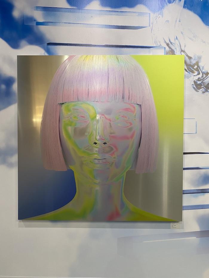 DIESEL ART GALLERYで「imma天」