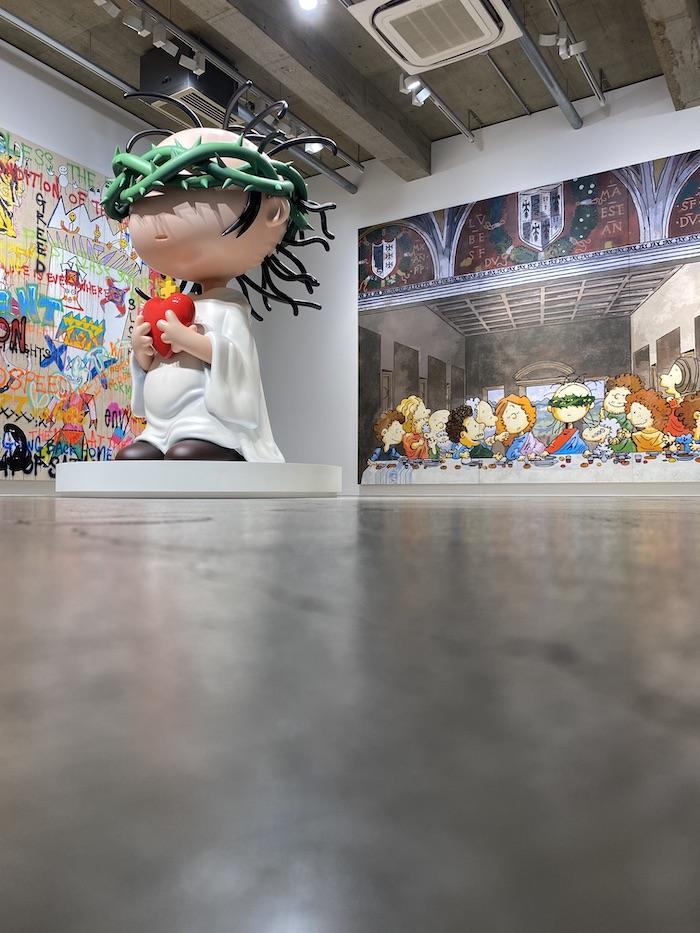 -YES- 細川雄太 kaikaikiki gallery