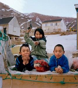 Uumaaq, Ilannguaq and Aqpalersuarsuk, 2002