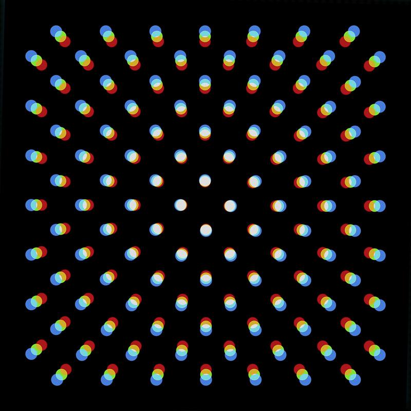 Tadao Cern, Chromatic Aberrations