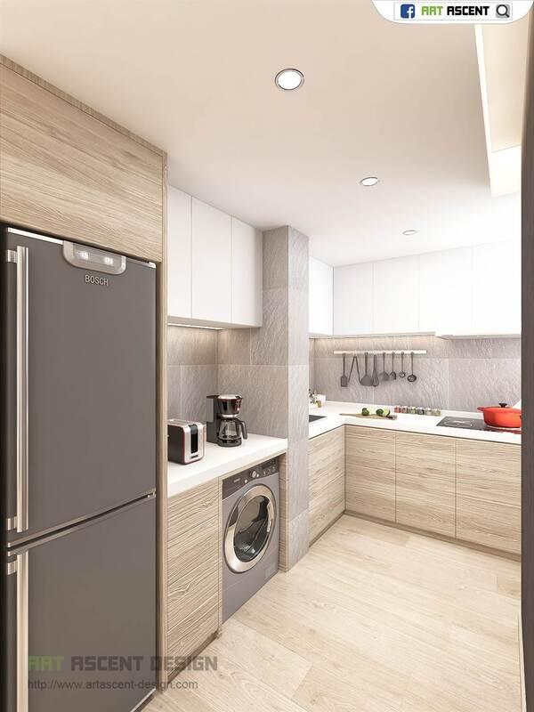 港島區屋苑裝修設計項目 - Art Ascent Design - 室內裝修設計, 訂造傢俬, 室內設計