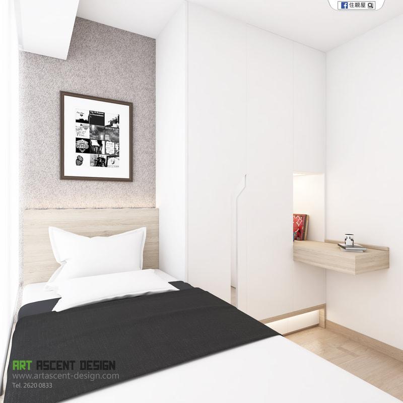 將軍澳區屋苑家居設計項目, 天晉, 新都城等