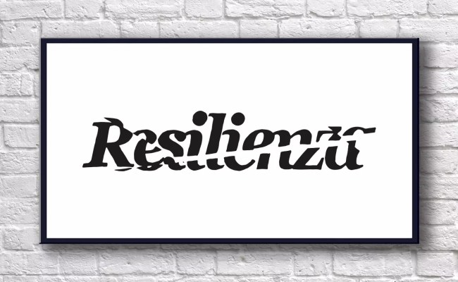Manu Invisible Resilienza Pathos Perseverance Art