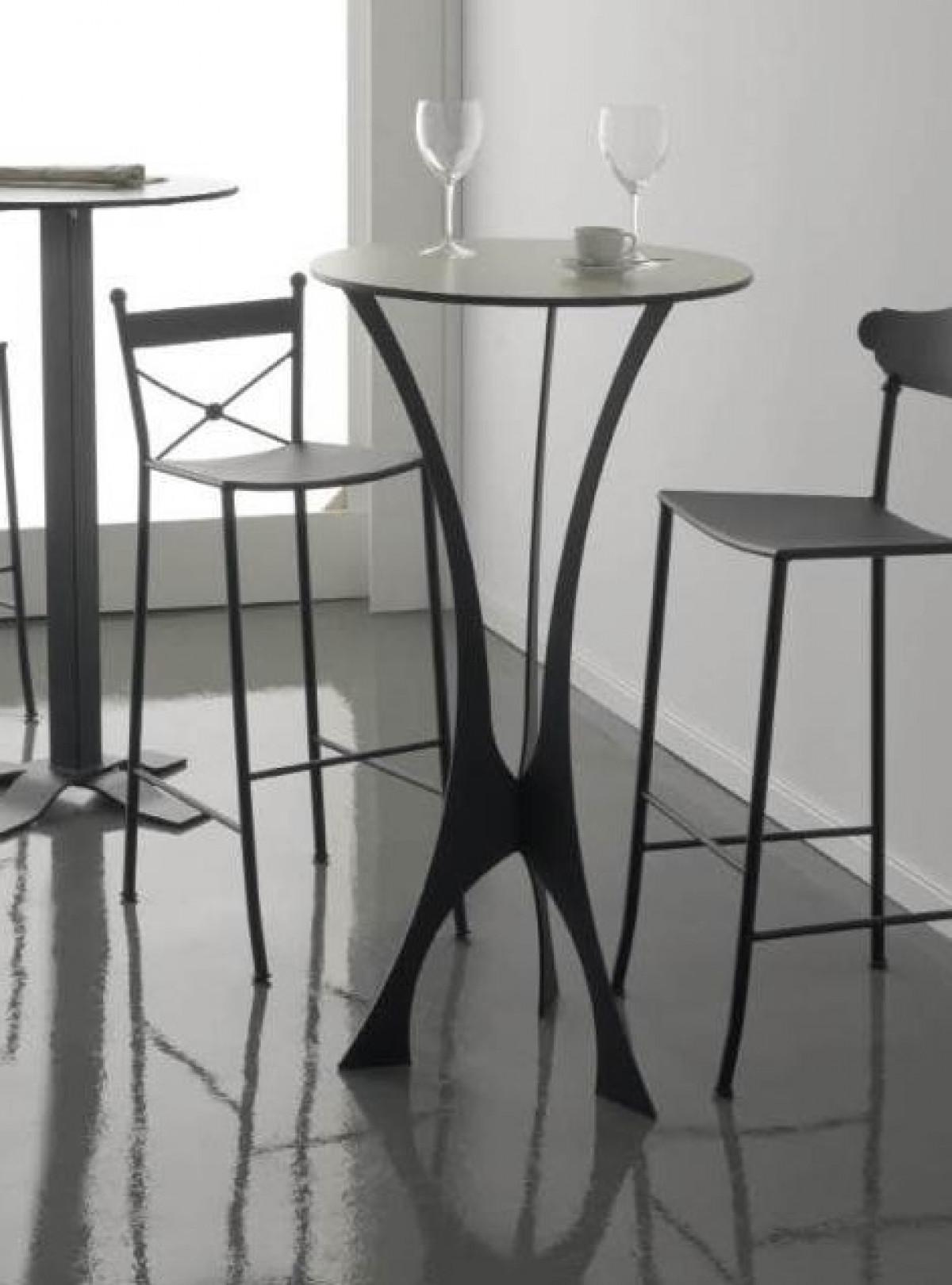 table de bar haute puriak