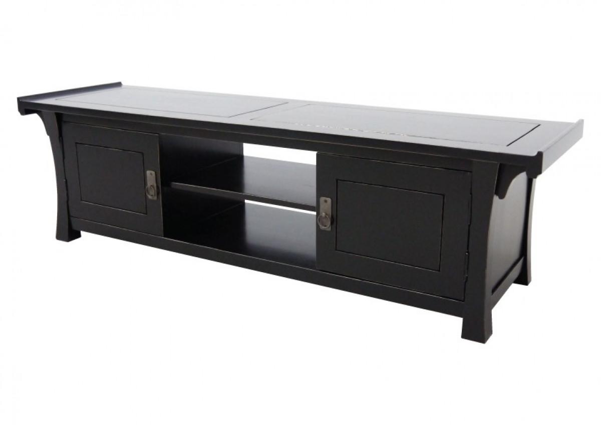 jorg meuble tv asiatique longueur 150 cm