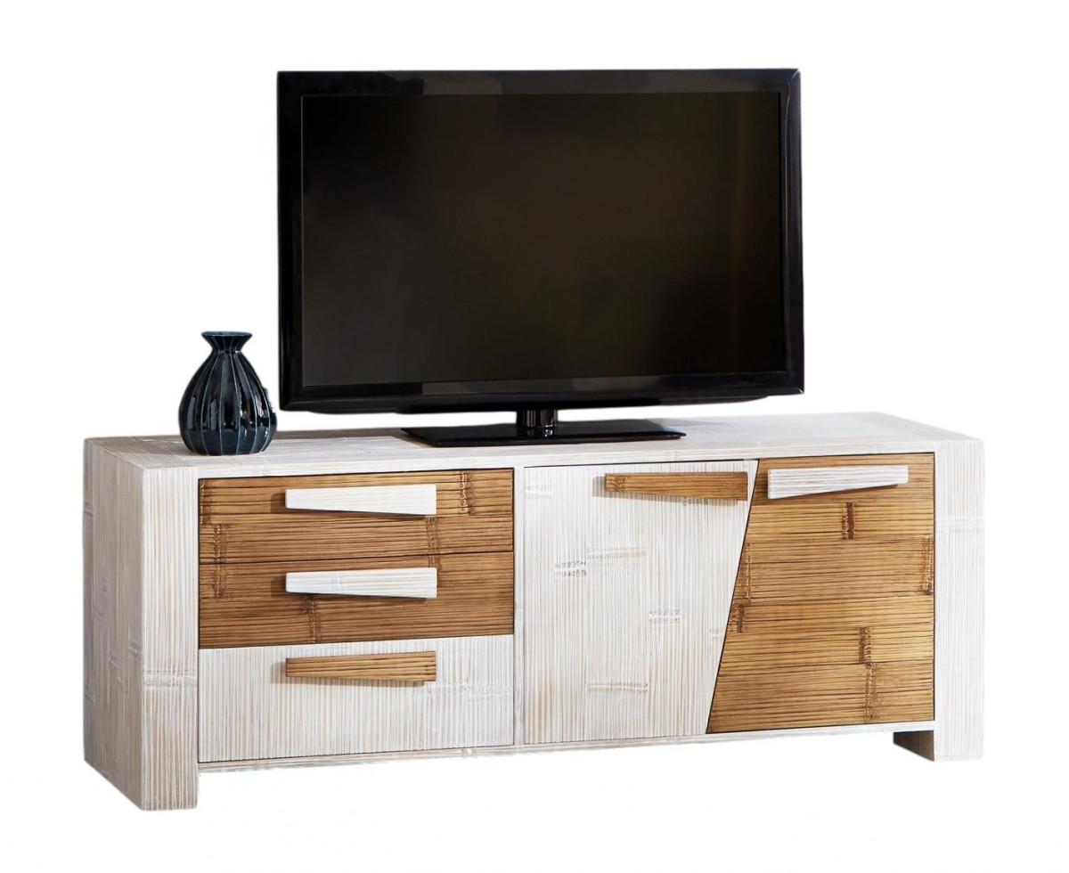 indah meuble tele destructure longueur 160 cm