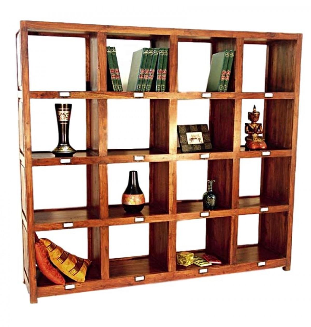 wakae meuble a casiers 16 niches