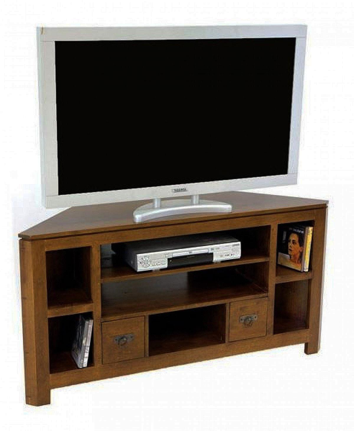 quixa meuble tv d angle grande hauteur