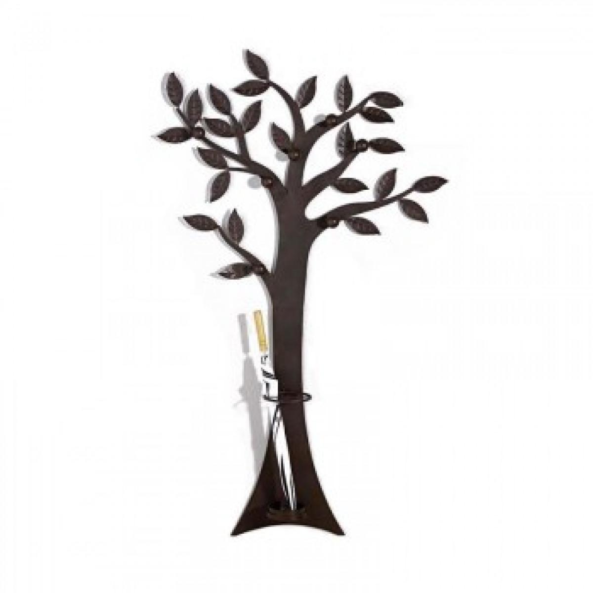 arbre porte manteaux parapluie metal rouille