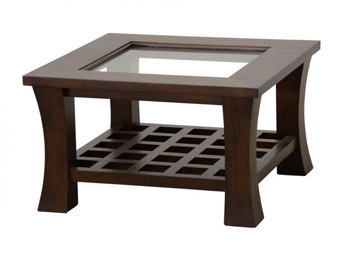 jorg table basse bois carree plateau verre