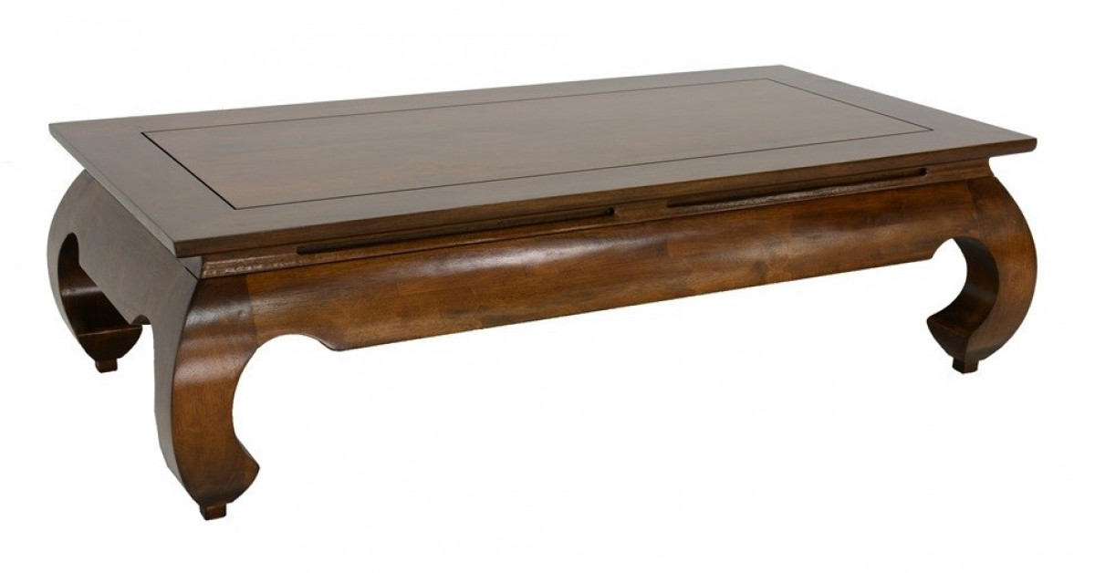 table basse opium personnalisable en bois recycle 123 63 35 cm