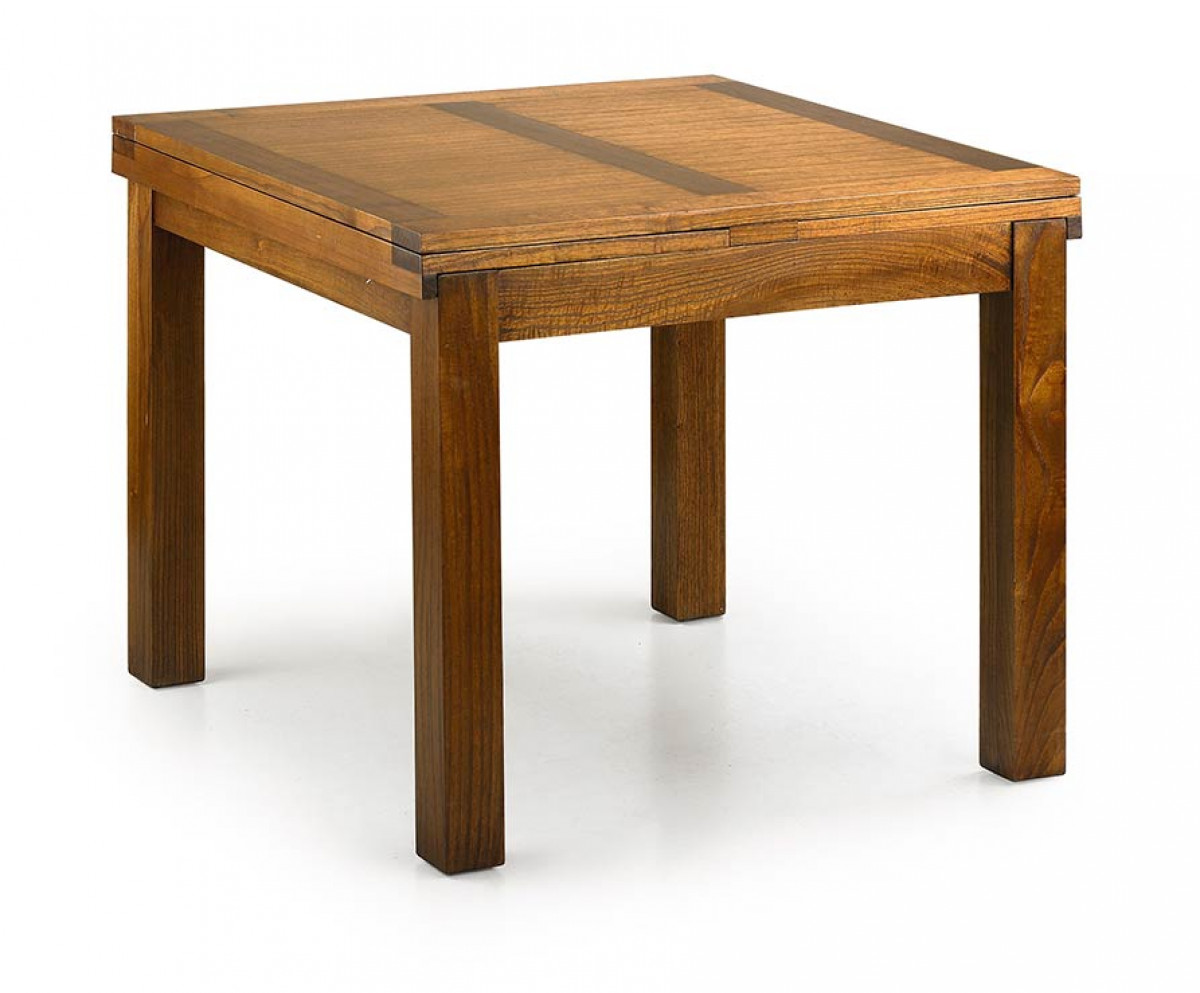 table carree extensible