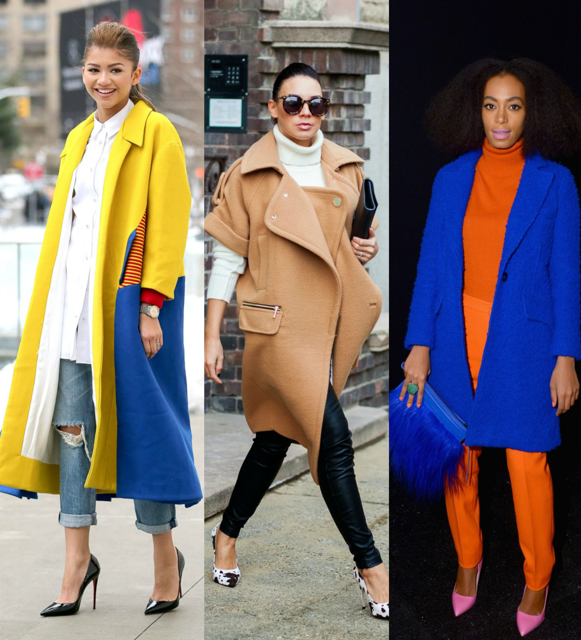 Try A Trend: Statement Winter Coats