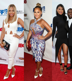 """Think Like A Man Too"" New York Premiere – Adrienne Bailon, Ashanti, Eniko Parrish, Emily B and More!"