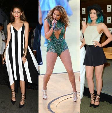 Sizzling Sightings: Zendaya Coleman, Kat Graham, Meagan Good, Jennifer Lopez & More!