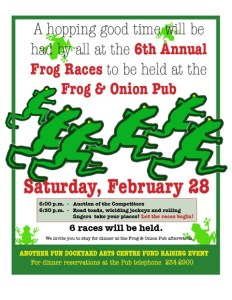frog race