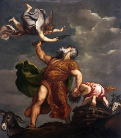Titian: Abraham and Isaac