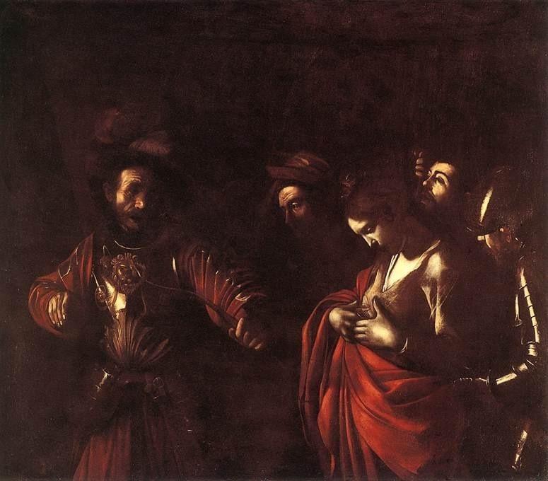 The Martyrdom of Saint Ursula  artblecom