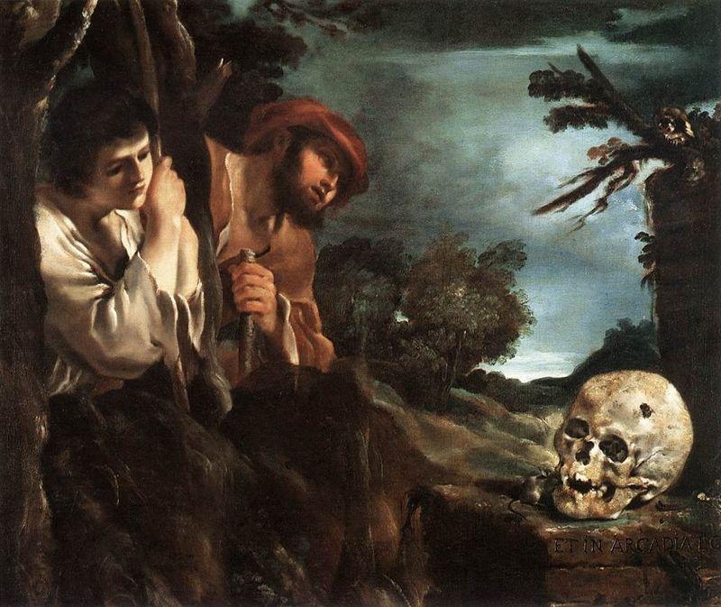 The Arcadian Shepherds  artblecom