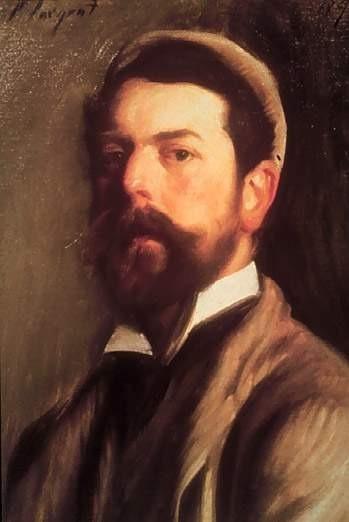 John Singer Sargent, self-portrait [www.artble.com/img]