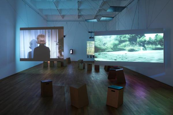 Besprechung Welt am Draht – Die Videonale 14