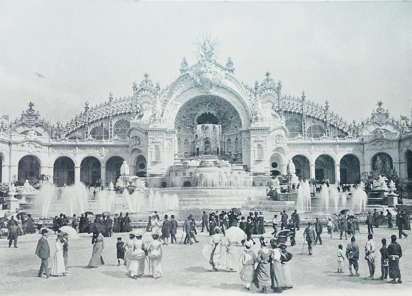 Le Palais de L´electricité & Le Chateau d´Eau