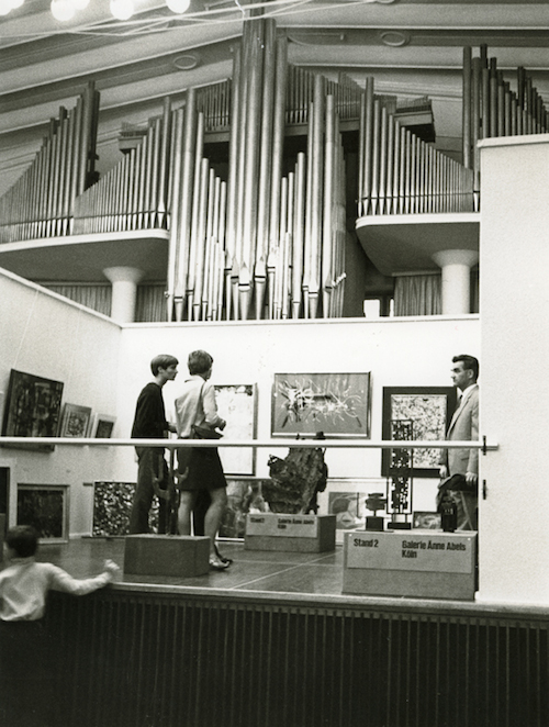 03. 1967, Guerzenich, Orgel_bearbeitet-1