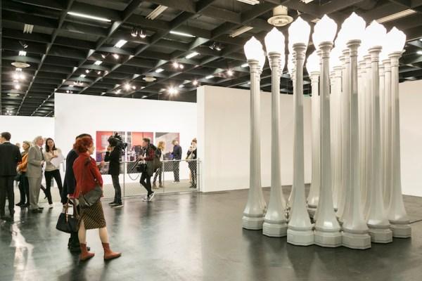 Berlin braucht (k)eine richtige Kunstmesse!