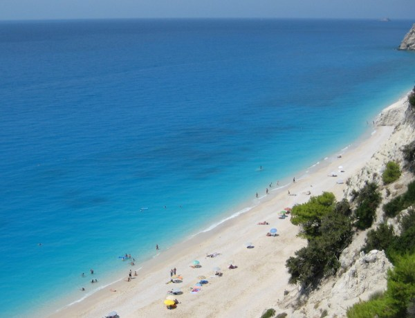 Lefkada Beaches Art Blue Villas