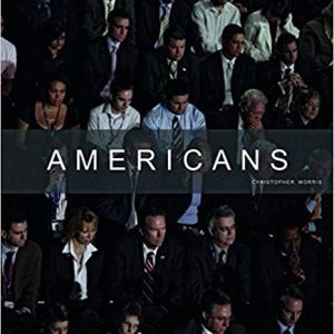 Americans by Christopher Morris (Steidl)