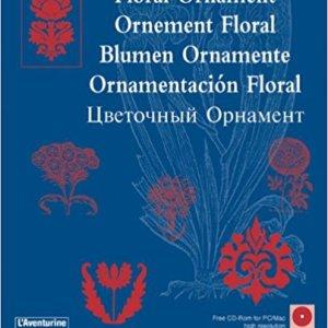 Floral Ornament (Ornamental Design) + CD (L'Aventurine)
