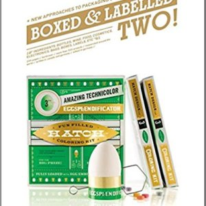 Boxed and Labelled Two!: New Approaches to Packaging Design (R. Klanten, M. Hübner)