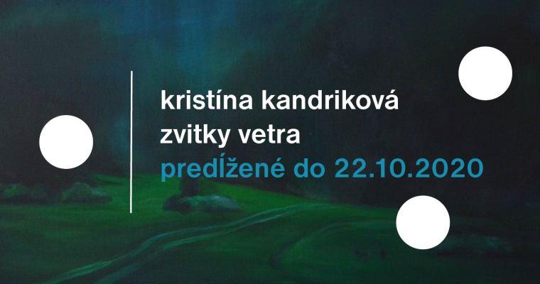 Kristína Kandriková – Zvitky vetra