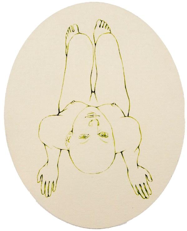 Dorota Sadovská,  Drawing-pin N64