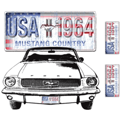 FORD MUSTANG COUNTRY