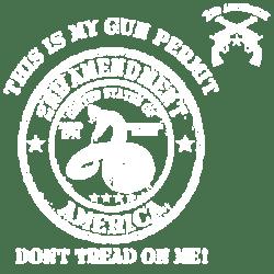 TEMP-DON'T TREAD ON ME W/CREST